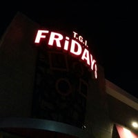 Photo taken at T.G.I. Friday's by K. K. on 2/1/2013