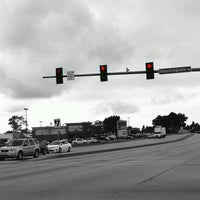 Photo taken at Bloomingdale Rd And Army Trail Rd by K. K. on 9/8/2016
