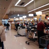 Photo taken at Jewel-Osco by K. K. on 12/22/2012