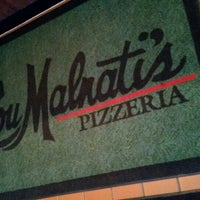 Photo taken at Lou Malnati's Pizzeria by K. K. on 3/31/2016