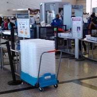 Photo taken at TSA Security Checkpoint by K. K. on 12/8/2012