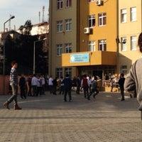 Photo taken at Yavuz Selim Ortaokulu by Gamze K. on 1/26/2014