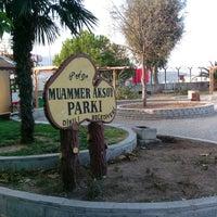 Photo taken at Muammer Aksoy Parkı by Candaş K. on 11/7/2017