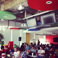 Photo taken at Google México by Alejandra K. on 6/1/2013