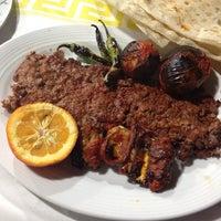 Photo taken at Reza Roast Chicken | جوجه کبابی رضا by Athena M. on 2/23/2014
