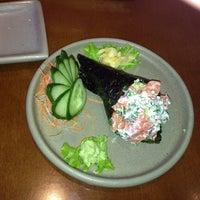 Photo taken at Yosugiru Sushi by Victor H. on 9/7/2013