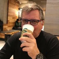 Photo taken at Starbucks by Giovanna C. on 1/18/2017