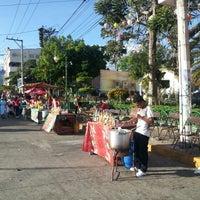 Photo taken at Parque Central de Antiguo Cuscatlán by Mario G. on 12/30/2012
