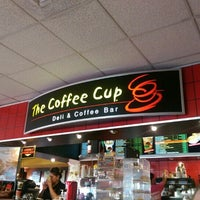 Photo taken at The Coffee Cup by Mario G. on 1/31/2016