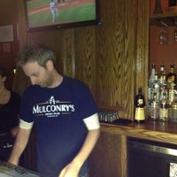 Photo taken at Mulconry's Irish Pub and Restaurant by Michael F. on 4/27/2013