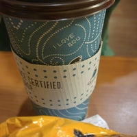 Photo taken at Caribou Coffee by Pepe on 9/21/2017