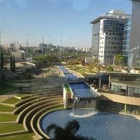 Photo taken at Park Ezorim by Dror T. on 1/9/2014