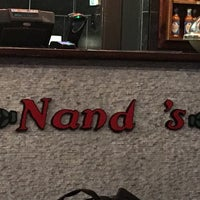 Photo taken at Nando's by Dror T. on 7/6/2017