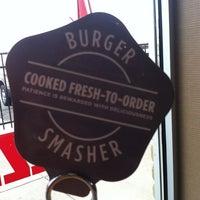 Photo taken at Smashburger by Vanesssa R. on 11/27/2012