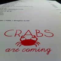Foto tomada en Crabs Are Coming por Twiridova el 12/7/2013