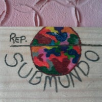 Photo taken at República SubMundo by Sthael C. on 11/10/2013