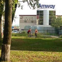 Photo taken at Amway by Катя Д. on 9/10/2013