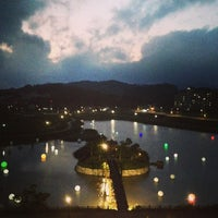 Photo taken at InterContinental Hotels Alpensia Pyeongchang Resort by Sea on 7/24/2013