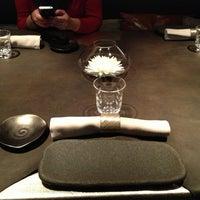 Photo taken at Sergi Arola Restaurante by Lizzard on 3/23/2013