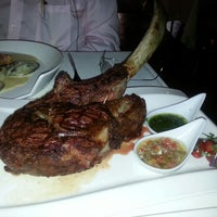 Photo taken at Olivos Restaurant by Roberto N. on 4/12/2013