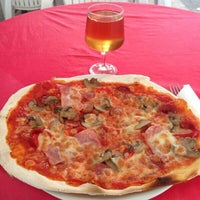 Photo taken at Non solo pizza by Sezer Y. on 7/7/2014