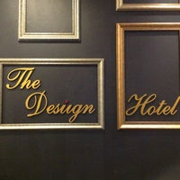 Photo taken at The Desiign Hotel by Mr.BCD79 C. on 12/24/2012