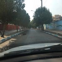 Photo taken at Eydoun Street by Alireza B. on 1/20/2017