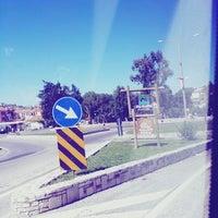 Photo taken at İzmir - Çanakkale Yolu by TC Merve A. on 5/27/2013