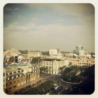 Photo taken at Oscar Saigon Hotel Ho Chi Minh City by Ryan S. on 4/12/2013