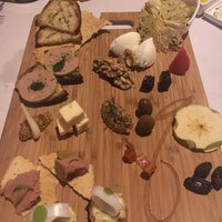 Photo taken at Quiessence Restaurant by Laura C. on 12/11/2016