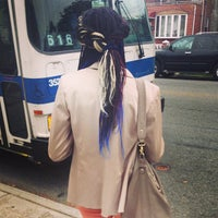 Photo taken at Mta Q41 (111 Ave & 125 St) by Tiffany S. on 7/1/2013