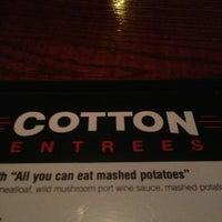 Photo taken at Cotton by Jackson B. on 8/4/2013