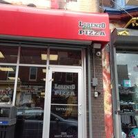 Photo taken at Lorenzo & Sons Pizza by John-Ryan S. on 5/6/2013