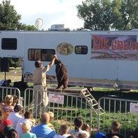 Photo taken at Davis County Fairgrounds by Joe D. on 8/15/2014