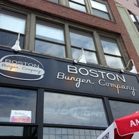 Photo taken at Boston Burger Company by Frank M. on 6/30/2013
