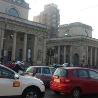 Photo taken at Bastioni di Porta Venezia by kauanny m. on 3/12/2014