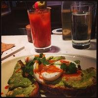 Снимок сделан в The East Pole - Kitchen & Bar пользователем Jenzie In The City 5/11/2014