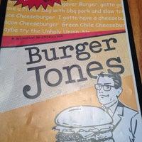 Photo taken at Burger Jones by Sterling on 6/17/2013