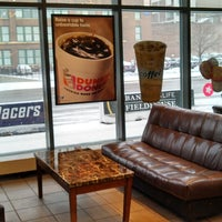 Photo taken at Dunkin' Donuts by Dwight M. on 1/16/2014