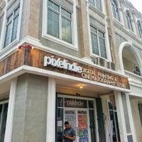 Photo taken at Pixelindie Print Shop by Bram Kristofer T. on 10/20/2013