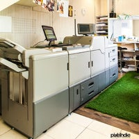 Photo taken at Pixelindie Print Shop by Bram Kristofer T. on 3/21/2014