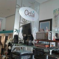 Photo taken at Odai Spa by Berenice A. on 9/30/2013