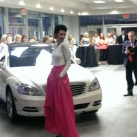 Photo taken at Mercedes-Benz of Maplewood by Michael C. on 9/13/2013