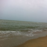 Photo taken at Pantai Sri Tujoh by Kiat S. on 6/15/2013