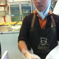 Photo taken at Rotiboy by Farah Pinklady on 12/26/2011