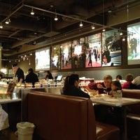 Photo taken at Blue C Sushi by Ario J. on 12/10/2012