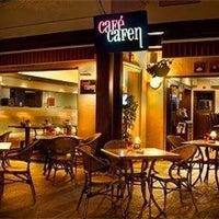 Photo taken at Cafe Cafen Bistro by Galip G. on 7/17/2012