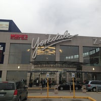 Photo taken at Yorkdale Shopping Centre by Gary M. on 4/28/2013