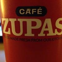 Das Foto wurde bei Café Zupas von Patrick S. am 5/30/2014 aufgenommen