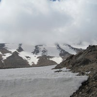 Photo taken at Mount Damavand | قله دماوند by Sepehr S. on 7/19/2014